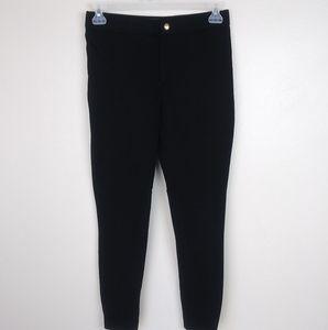 J. Crew Pixie Ponte Black Pants Women's Size 10 R